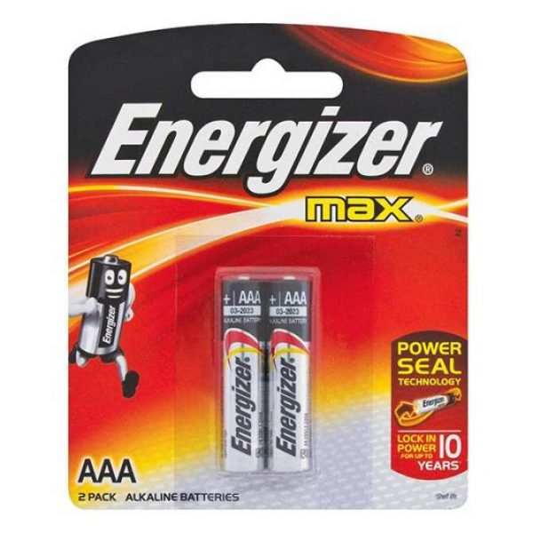 Pin tiểu, đũa Energizer 3A