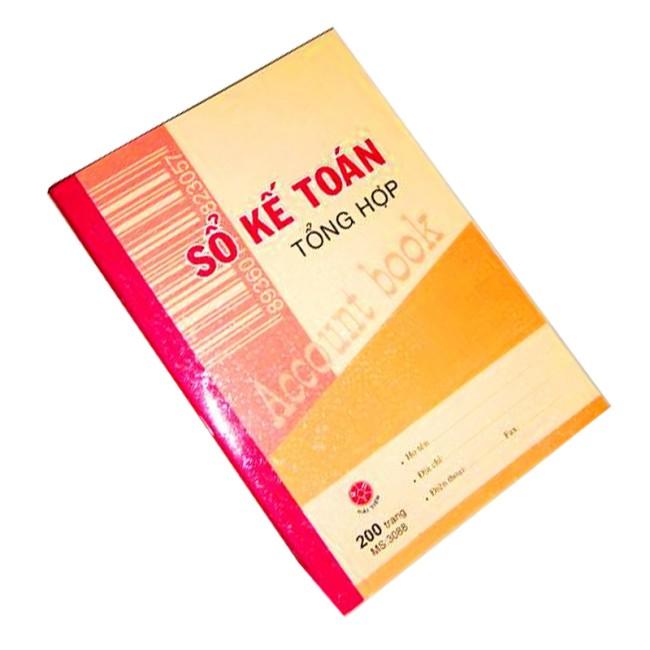 Sổ kế toán Tổng hợp 200 trang
