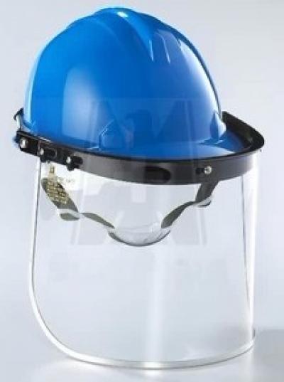 Mũ bảo hộ kết hợp kính