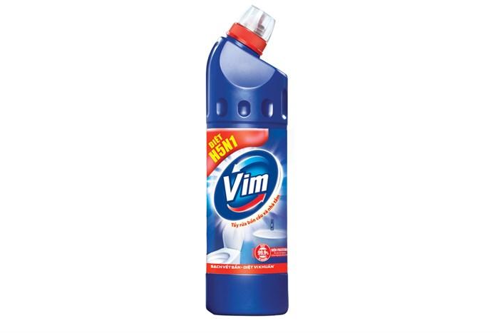 Nước tẩy vệ sinh Vim 900ml