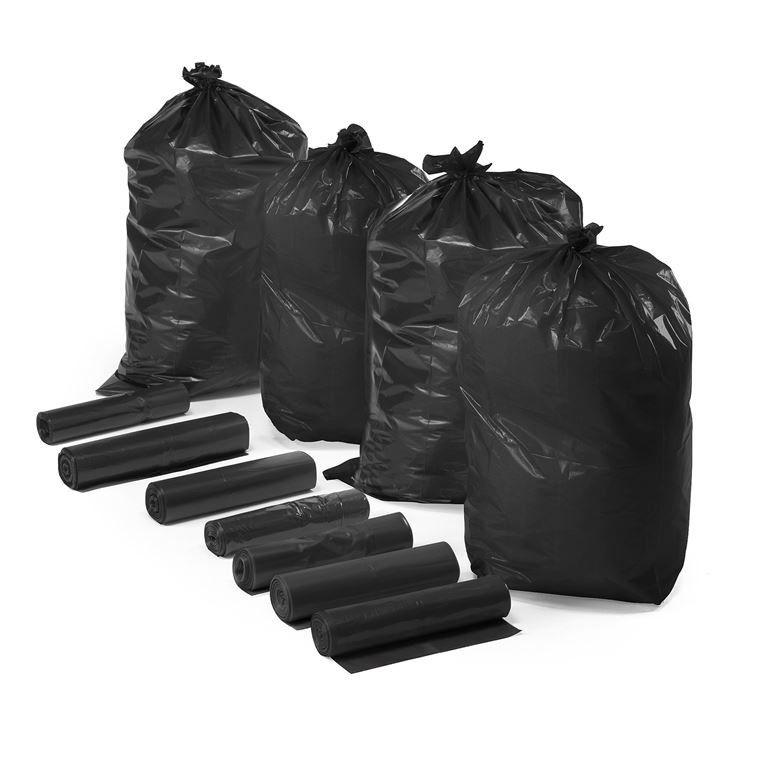 túi dựng rác đen khổ lớn
