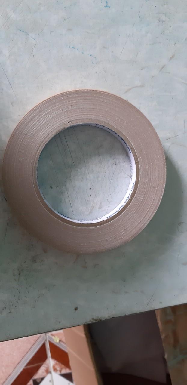 Băng dính vải nâu 1,5cm