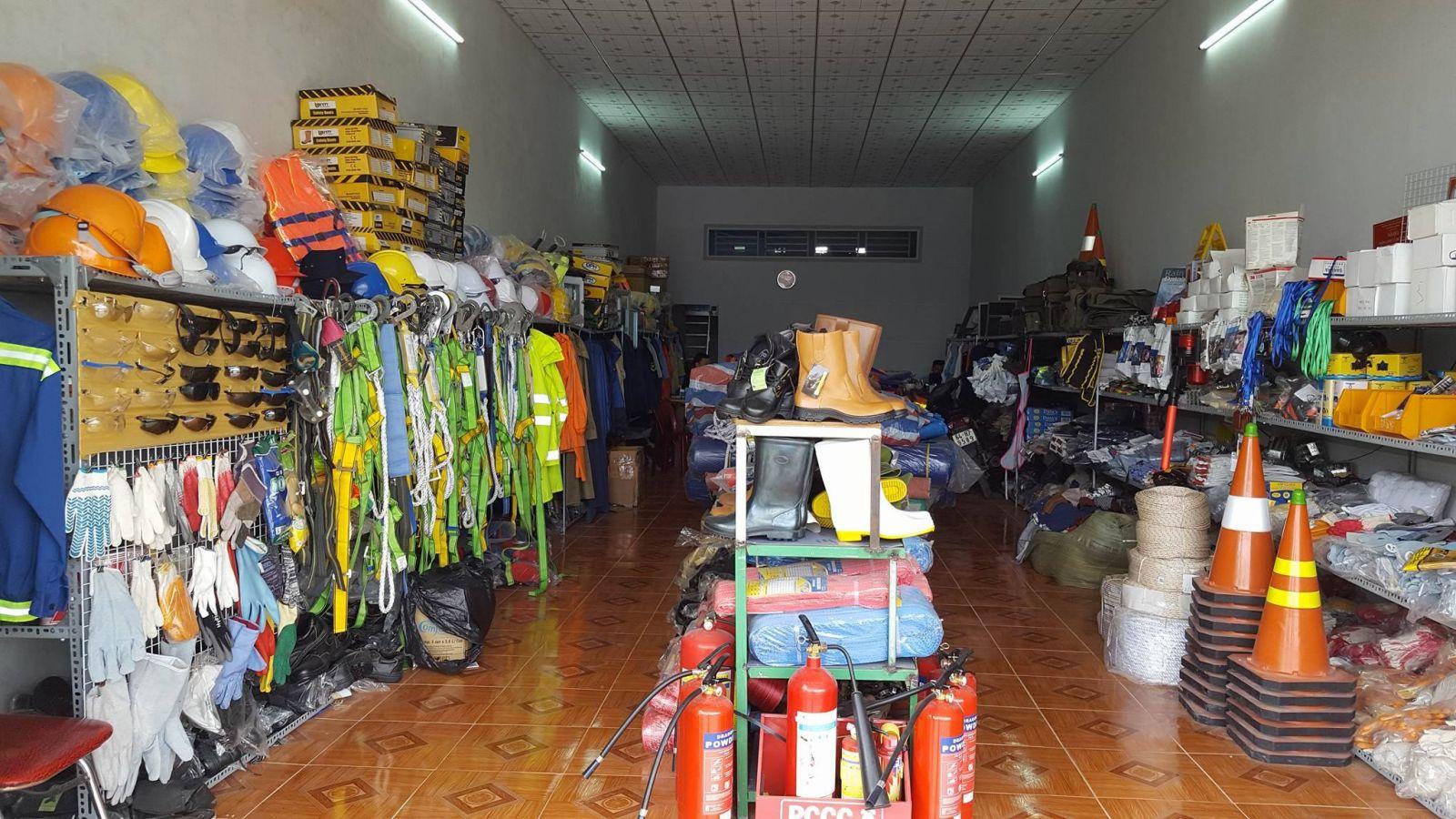Kinh nghiệm mở cửa hàng bảo hộ lao động