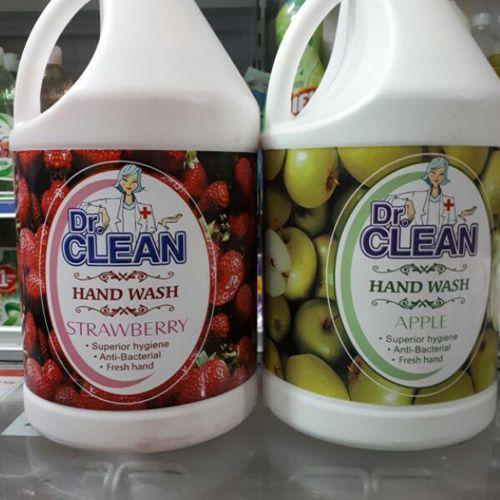 Nước rửa tay sát khuẩn DR CLEAN ( can 4 lít )